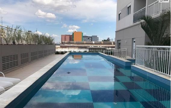 Studio Para Alugar, 32 M² Por R$ 1.500,00/mês - Brás - São Paulo/sp - St0075
