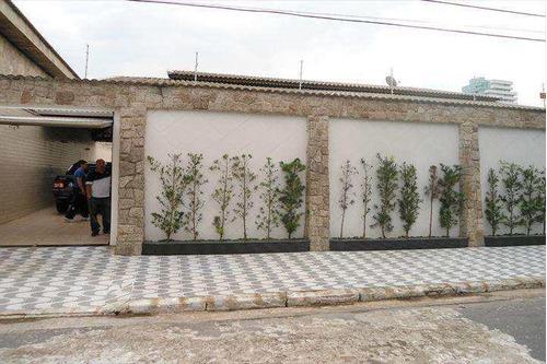 Imagem 1 de 12 de Casa Com 3 Dorms, Canto Do Forte, Praia Grande - R$ 1.5 Mi, Cod: 97900 - V97900