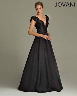 Vestido Negro Jovani