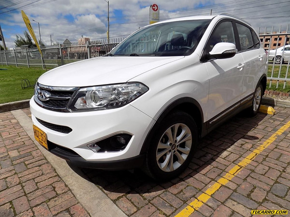 Chery Grand Tiggo 2.0l Mt 2000cc 4x2