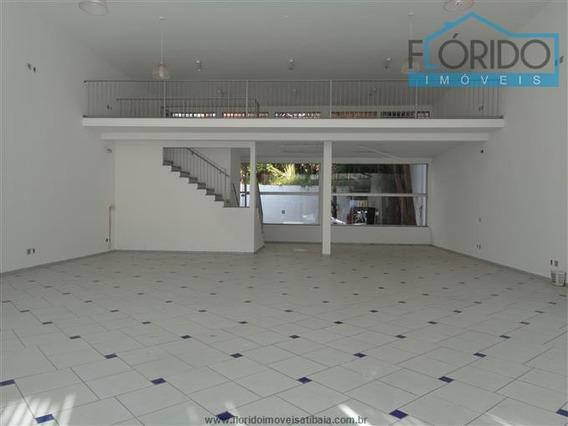 Comercial Para Alugar Em Atibaia/sp - Alugue O Seu Comercial Aqui! - 1413759