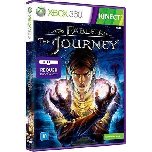 Fable - The Journey - Xbox 360 Mídia Física