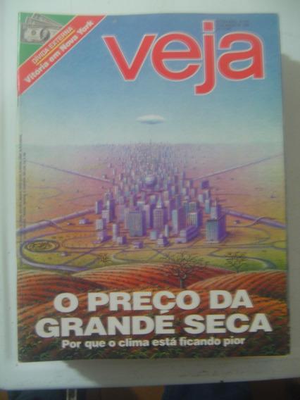 Revista Veja 907 Foz Do Areia Iguaçu Bolsoi Telê Roger 1986