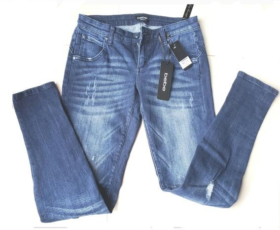 Jeans Marca Bebe Originales 100% Dama .az
