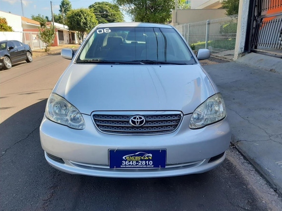 Corolla Xei 1.8 Gasolina 2006 Cambio Manual
