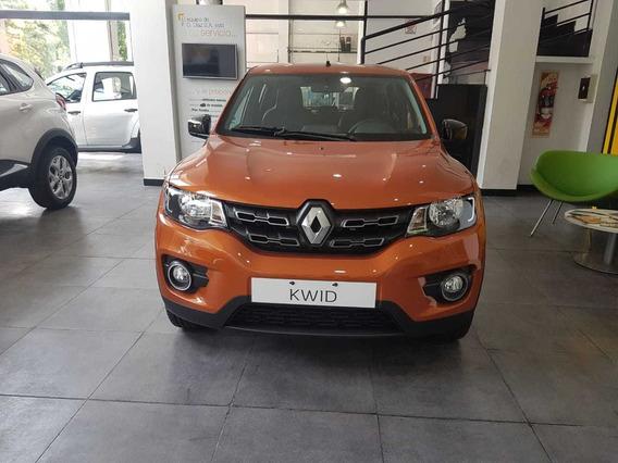 Renault Kwid 1.0 Sce 66cv Iconic Anticipo (ra)