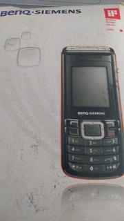 Celular Benq Siemens E61 - Sem Bateria - Peças Originais