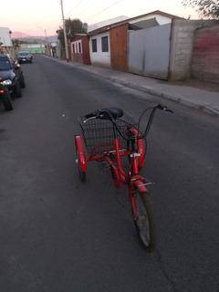 Bicicleta Triciclo Adulto (leer Descripcion Antes De Remat)
