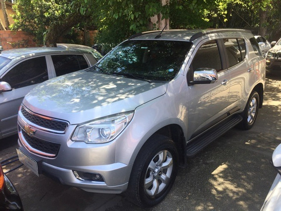 Chevrolet Trailblazer Trailblazer Ltz 3.6 4x4 Gasolina 4p Au