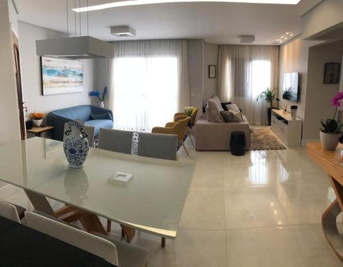 Imagem 1 de 27 de Apartamento Com 3 Dormitórios À Venda, 114 M² Por R$ 875.000,00 - Vila Regente Feijó - São Paulo/sp - Ap3034