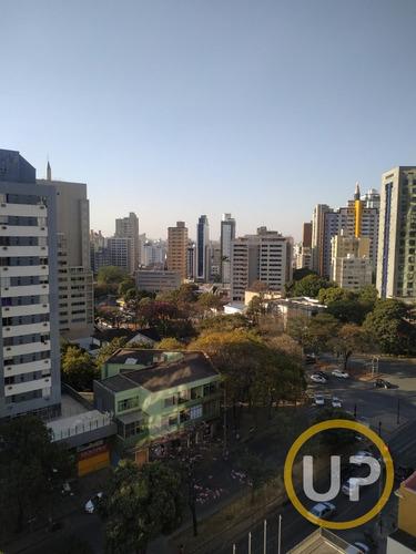 Imagem 1 de 15 de Andar Em Funcionários - Belo Horizonte, Mg - 7719
