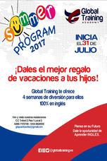 Curso De Inglés Para Niños, Plan Vacacional Julio - Agosto