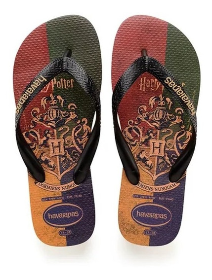 Chinelo Harry Potter Havaianas Marfim - 4141763