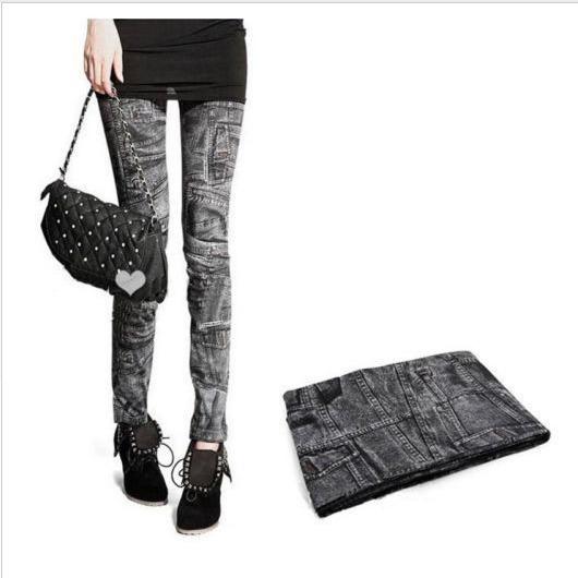 Leggings Sexy Dama Rock Punk Gotic Dark