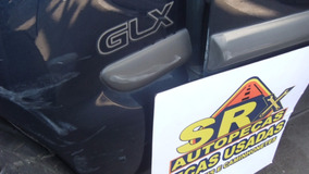 Friso Do Paralama Esquerdo Mazda 626 Glx Aut 1998 Usado