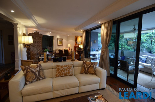 Imagem 1 de 15 de Apartamento - Real Parque  - Sp - 619855