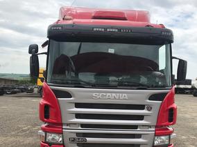 Scania P340 Ano 2011 6x2 Aut.- Center Truck Pesados