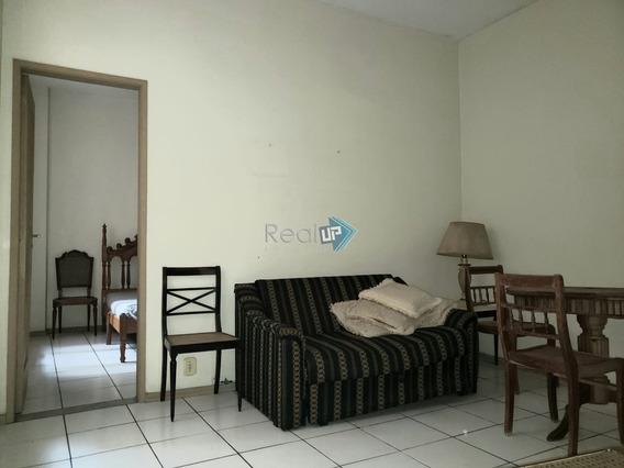 Apartamento Com 1 Quartos Para Comprar No Copacabana Em Rio De Janeiro/rj - 18808