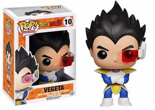 Funko Pop Vegeta #10 Dragon Ball Z