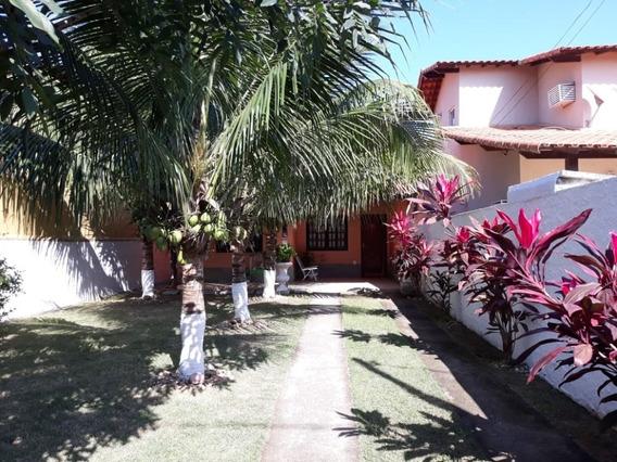 Casa Em Itaipuaçu Com 3 Quartos No Centro Do Barroco - 491