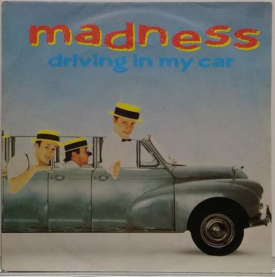 Madness Single Ingles Driving In My Car Ska Mrx Vn7