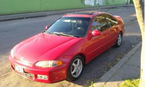 Honda Civic Coupe Ex 1.6 16 Válvulas - Vtec // Año: 1995 //.