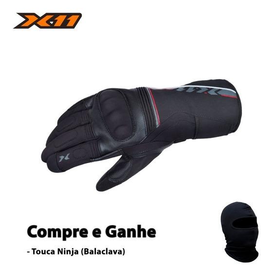 Luva Motociclista Dry Supertech X11 Modelo Impermeável