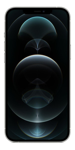 Celular Smartphone Apple iPhone 12 Pro Max 256gb Prata - 1 Chip