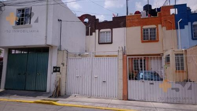 Casa En Venta Cerca De Camino Real Y Recta A Cholula