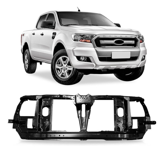 Painel Frontal Suporte Radiador Ranger 2017 2018 2019 2020