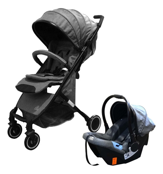 Coche Travel System Con Huevito Note Duck
