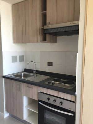 Arriendo Departamento Studio En Estación Central