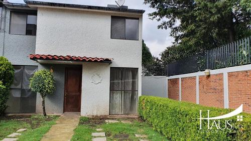 Imagen 1 de 12 de Casa En Condominio - Santa Lucía Chantepec