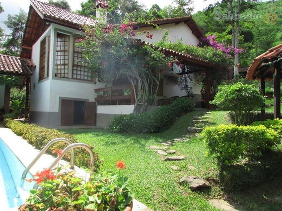 Sítio Com 5 Dormitórios À Venda, 10000 M² Por R$ 985.000 - Secretário - Petrópolis/rj - Si0002