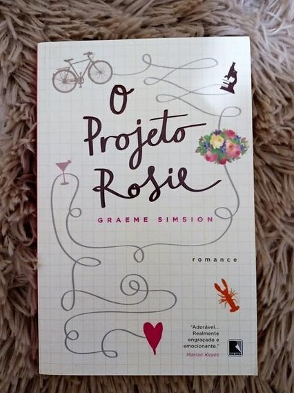 Livro O Projeto Rosie - Graeme Simsion