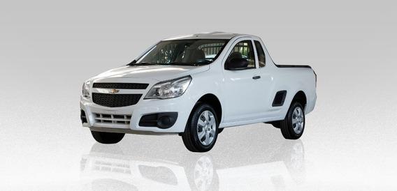 Chevrolet Tornado Ls 1.8l 2019 Blanco 2 Puertas