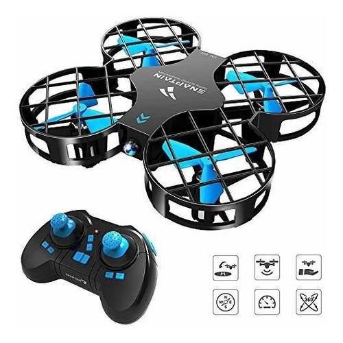 Mini Drone Para Niños Con Retención De Altitud, Flips