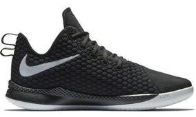 Tenis Nike Lebron Witness Iii Black Original Nuevos En Caja!