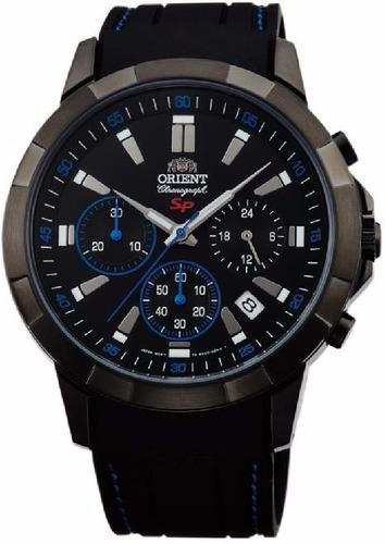 Reloj Orient Hombre Goma Fkv00007b0 Original