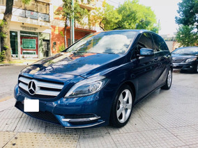 Mercedes Benz Clase B200 At Blue Efficiency Año 2013 Unica!!