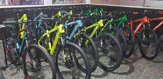 Bicicleta Top Mega