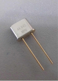 Kit 05 Cristal 44.645 Mhz Para Radio Motorola Gm300 M120