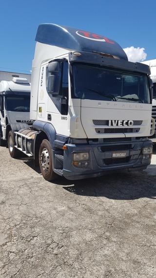 Iveco Stralis 380 Ano 2008 4x2