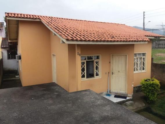 Casa Residencial À Venda, São Sebastião, Palhoça. - Ca1818