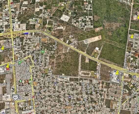 Terreno En Venta En Mérida Periférico Norte 2227.80m2
