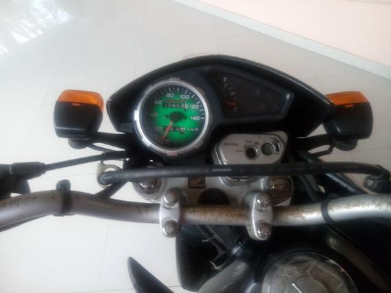 Honda Bros 150 Nxr Mix 2009/10 Único Dono, Baixa Km