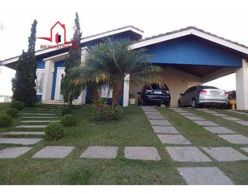 Casa A Venda No Bairro Guaxinduva Em Atibaia - Sp.  - 1824-1