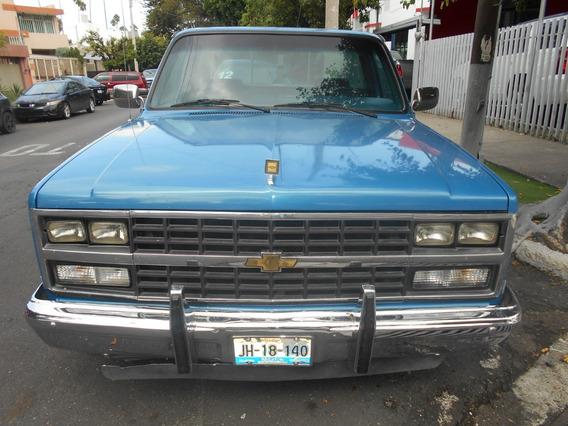 chevrolet cheyenne 1989 mexico