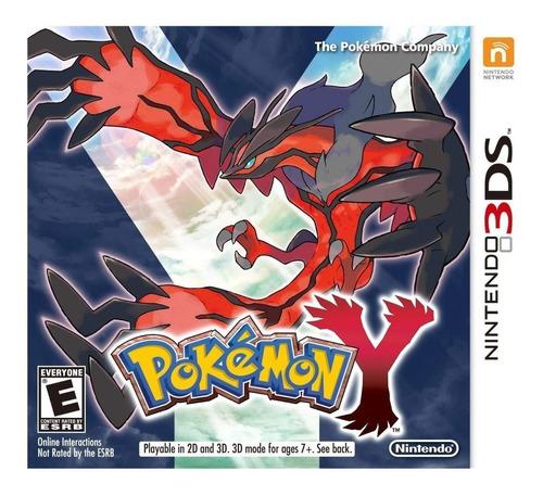 Imagen 1 de 4 de Pokémon Y Nintendo 3DS Físico
