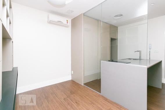 Apartamento No 3º Andar Com 1 Dormitório E 1 Garagem - Id: 892944951 - 244951